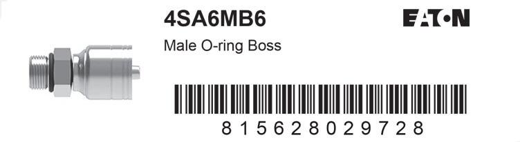 Wählen Sie den Barcode aus