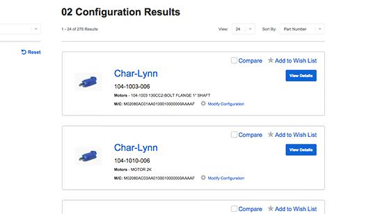Configuratore Screenshot  4